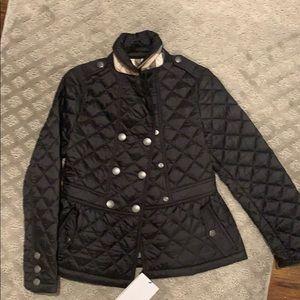 Burberry size 8 fall coat